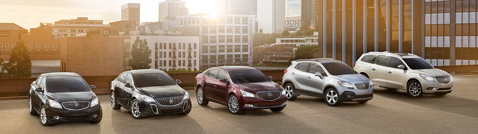 New 2018 Buick model lineup info