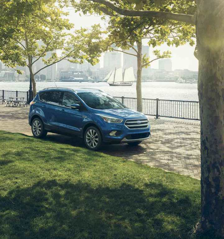 2018 Ford Escape Colors >> New 2018 Ford Escape Model Info In Dealership County