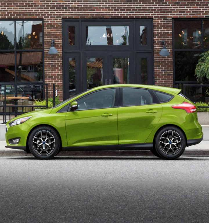 New 2018 Ford Focus Model Info In Dealership County Dealership