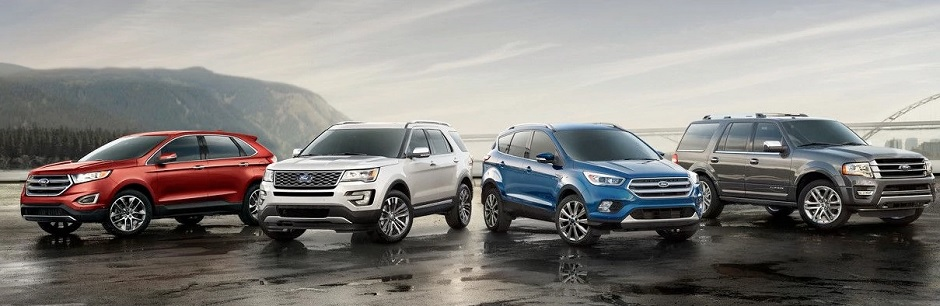 New 2018 Ford model lineup info
