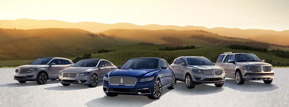 New 2018 Lincoln Model Lineup In