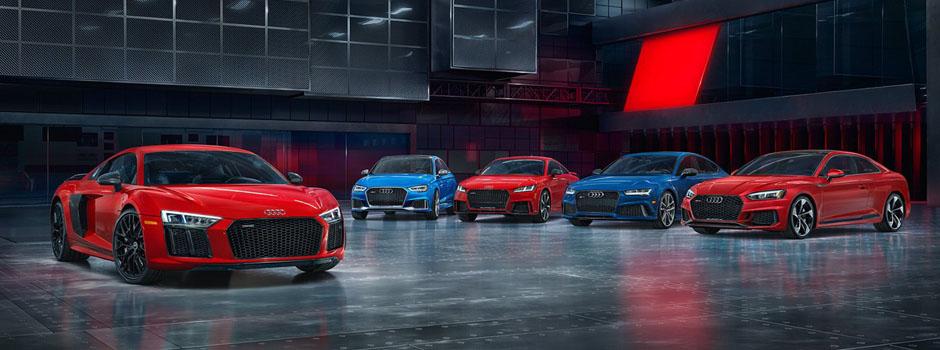 New 2018 Audi Model Lineup Info In Dealership City